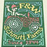 Maze, Farm, American Farmer